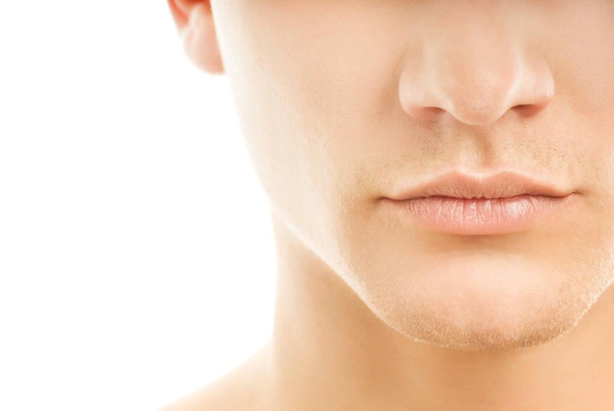 Узнай характер мужчины по губам