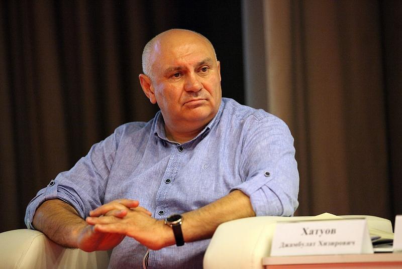 Джамбулат Хатуов посетил Астраханскую область