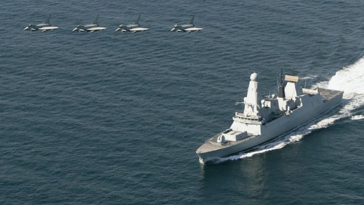 Британцы дали неожиданную оценку провокации своего эсминца в Черном море