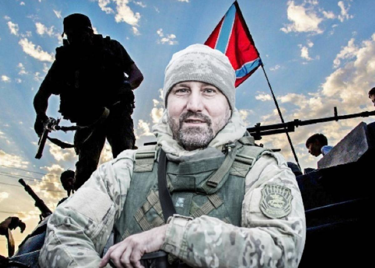 Александр Ходаковский командир бригады «Восток»