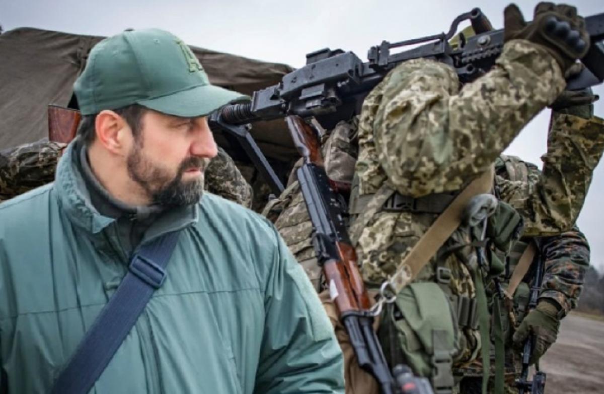 Ходаковский командир ДНР