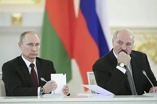 Россия наказала Лукашенко за дружбу с Западом