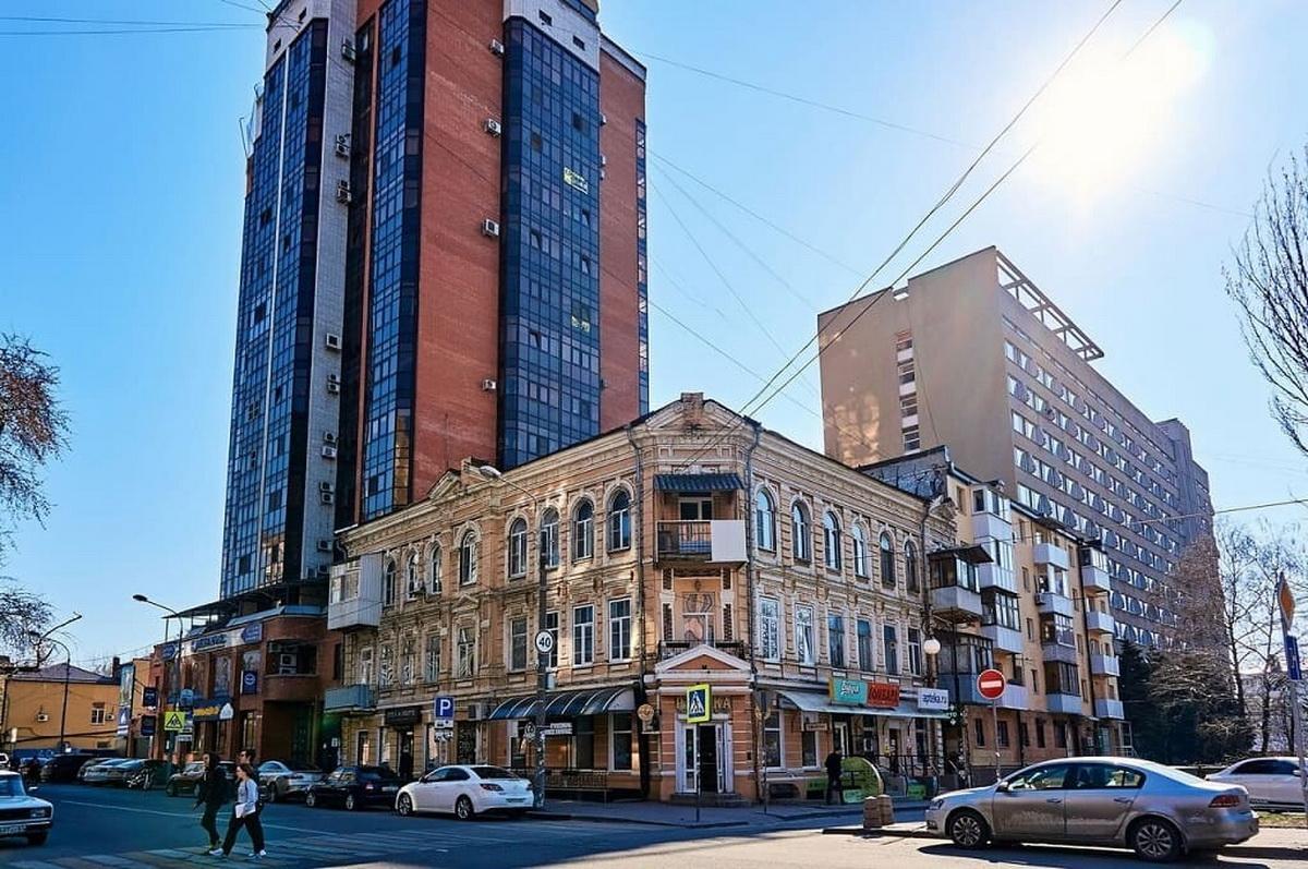Жилые дома Ростов-на-Дону