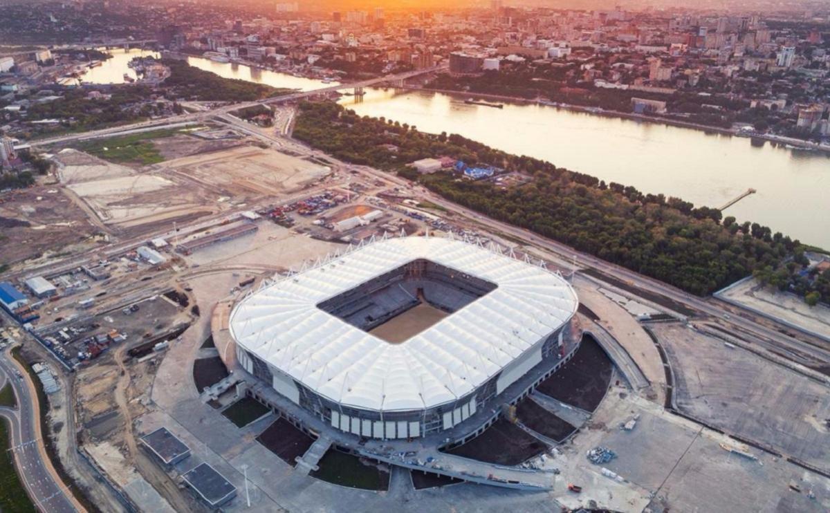 В Ростове появится ледовый дворец на левом берегу Дона
