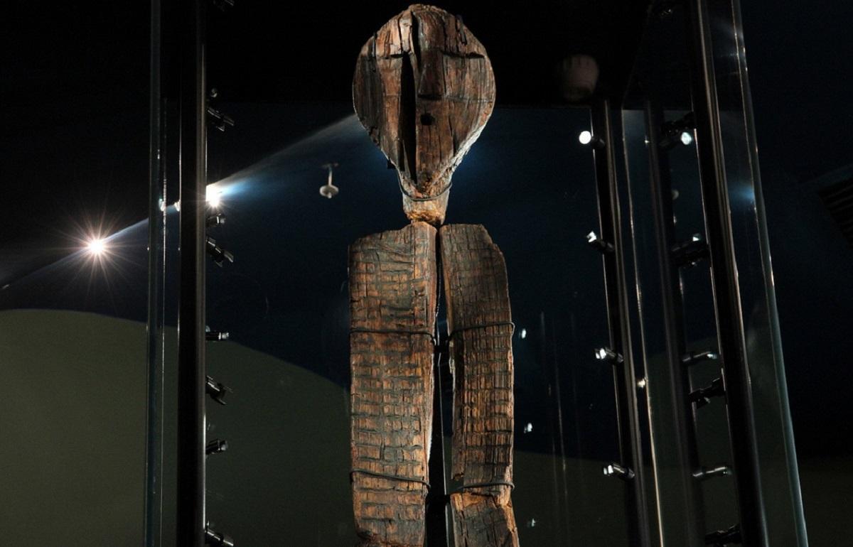 Шигирский идол цивилизация открытие