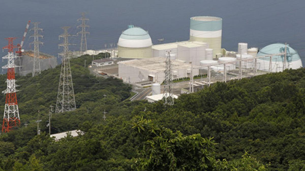 АЭС Японии