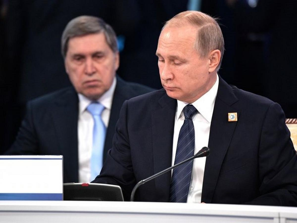 """""""Коммерсантъ"""" назвал имя информатора ЦРУ в российской власти"""