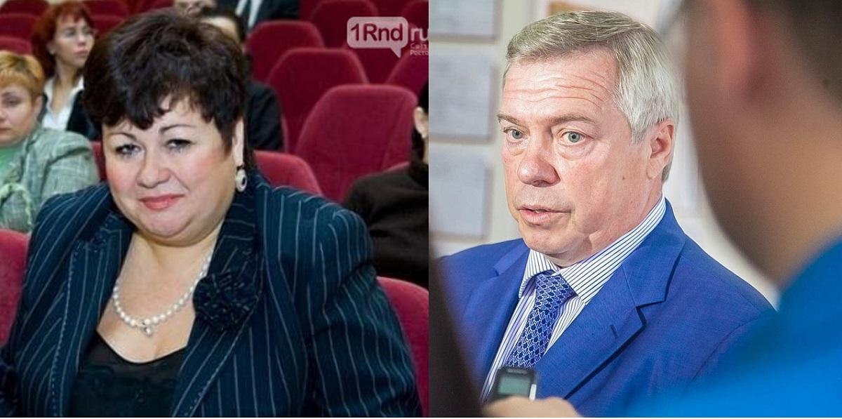 Жена губернатора Ростовской области вляпалась в алмазный скандал