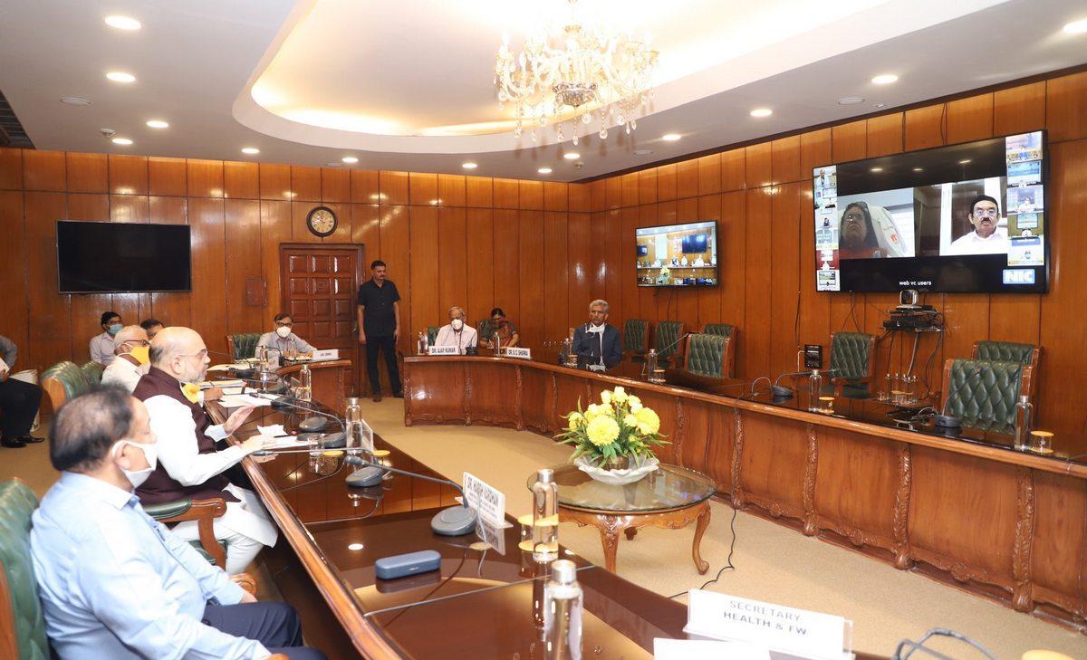 Заседание правительства Индии