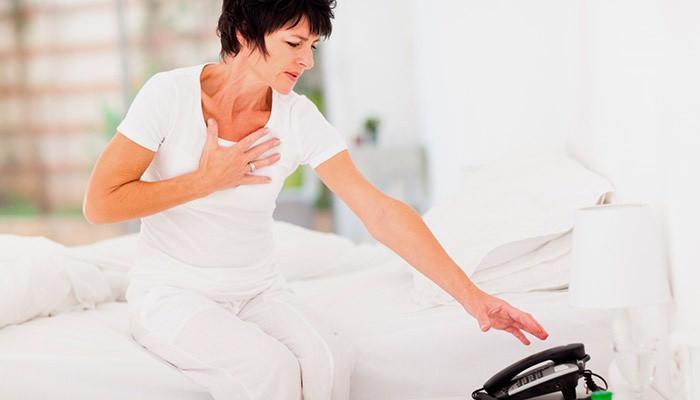 Распространенный симптом, который говорит о скором инфаркте, но многие его игнорируют