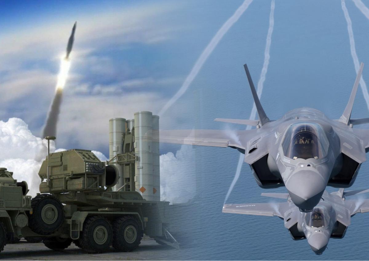 Россия может уничтожить американские истребители