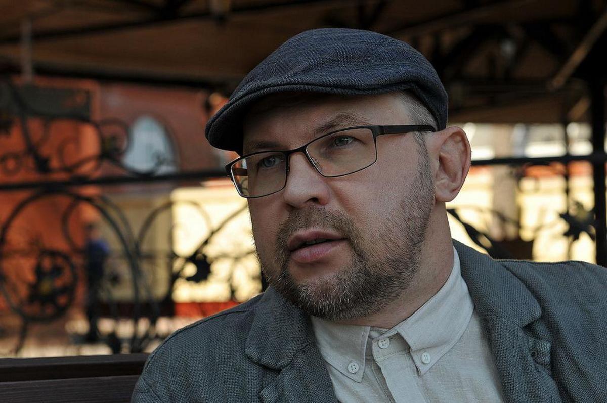 Алексей Иванов писатель