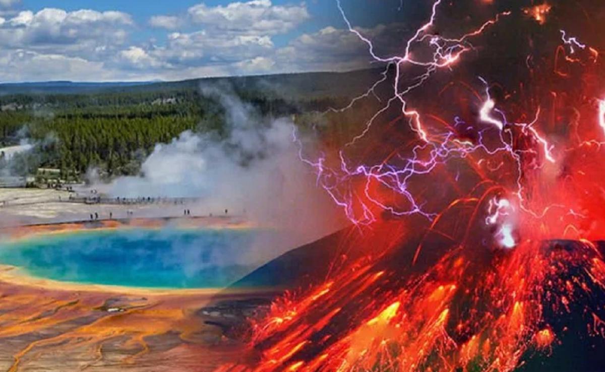 Последствия извержения Йеллоустоуна