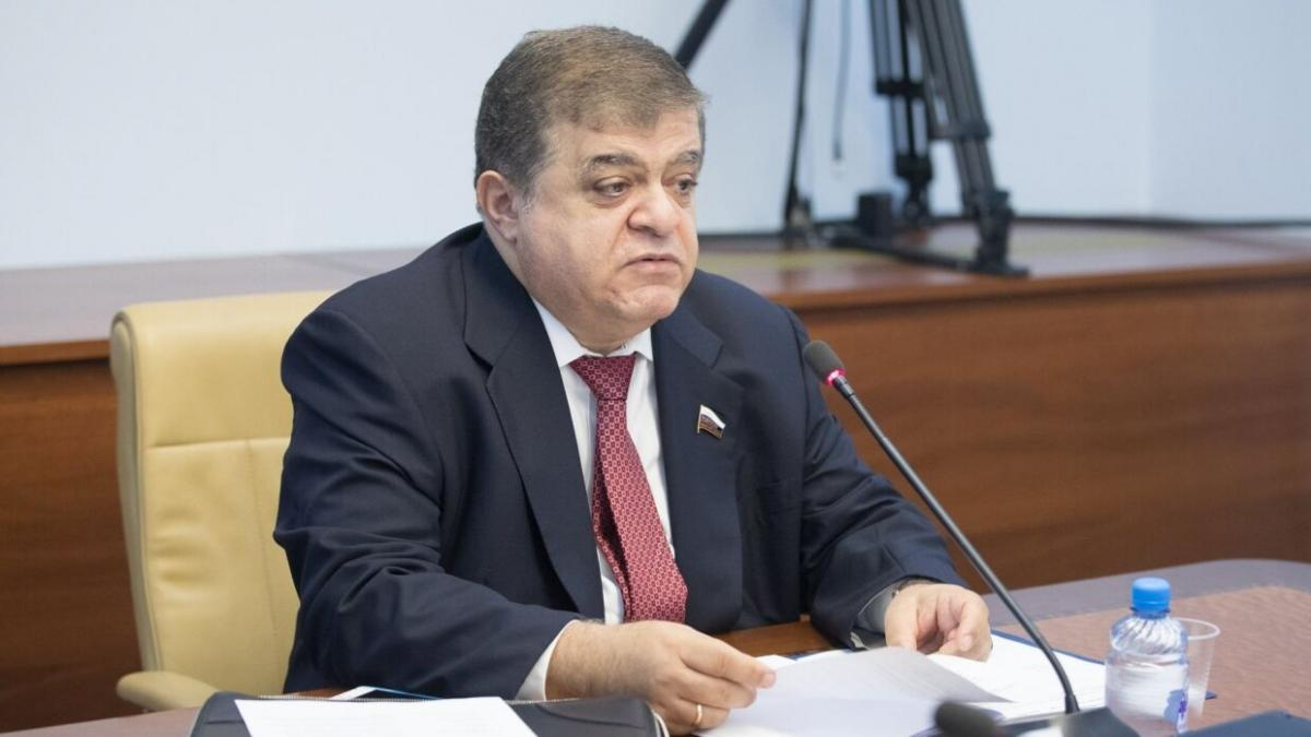 Джабаров Совфед