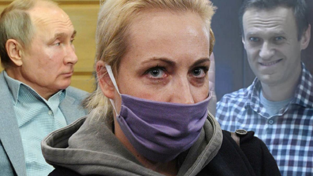В Чехии представили Россию без Путина, но с Юлией Навальной