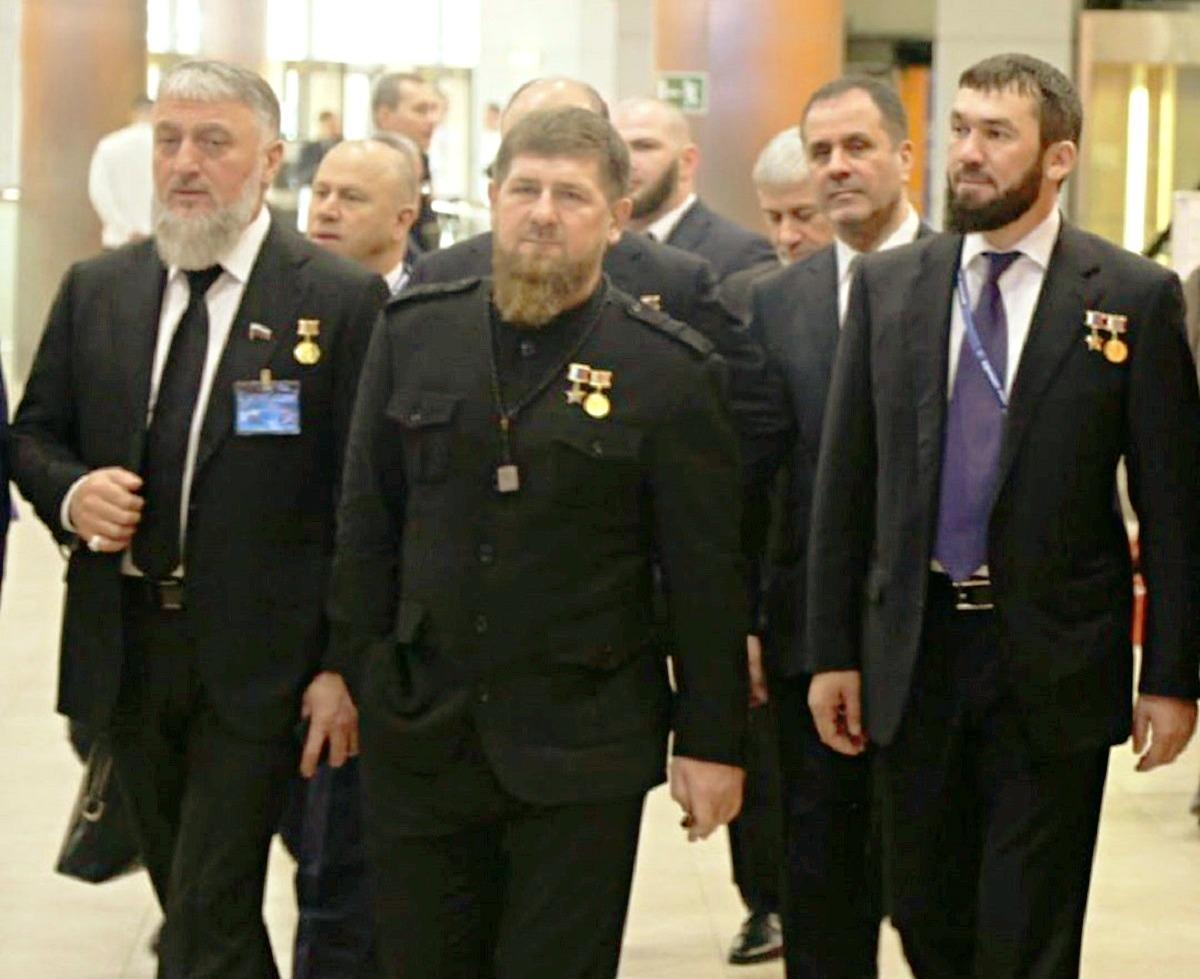 Рамзан Кадыров, Магомед Даудов