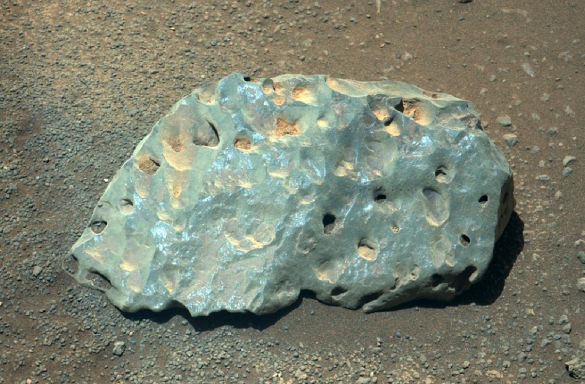 NASA Марс камень