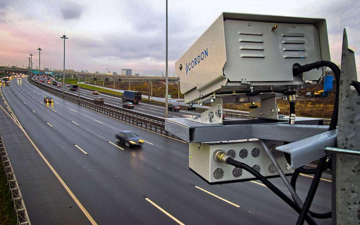 Камеры фиксации скорости