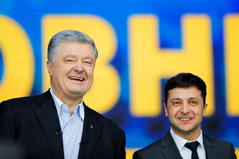 Избавиться от Зеленского за день до выборов: адвокат Порошенко подал иск о снятии кандидатуры