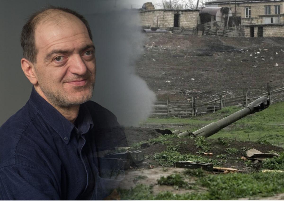 Ванескегян Карабах Армения Азербайджан