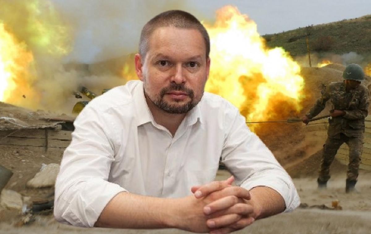 Николай Силаев политолог