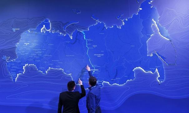 В России начнут штрафовать за неверное указание Крыма на картах