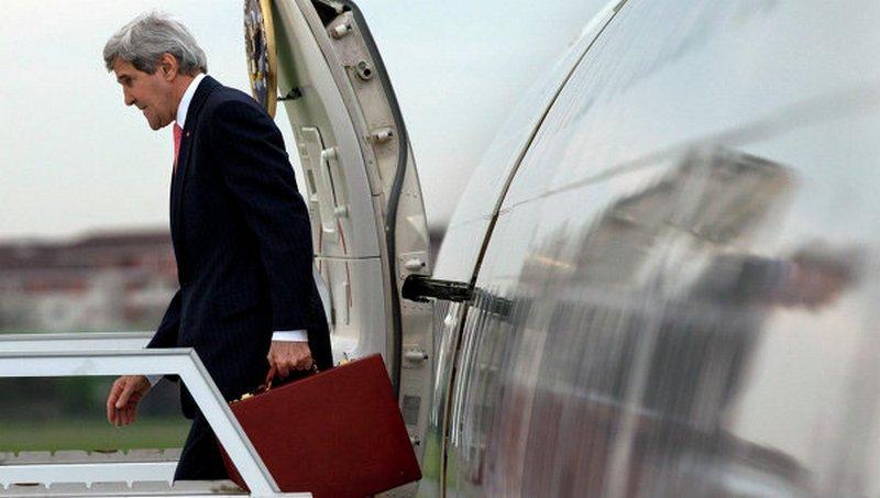 Керри едет делать Москве «заманчивое» предложение по Сирии