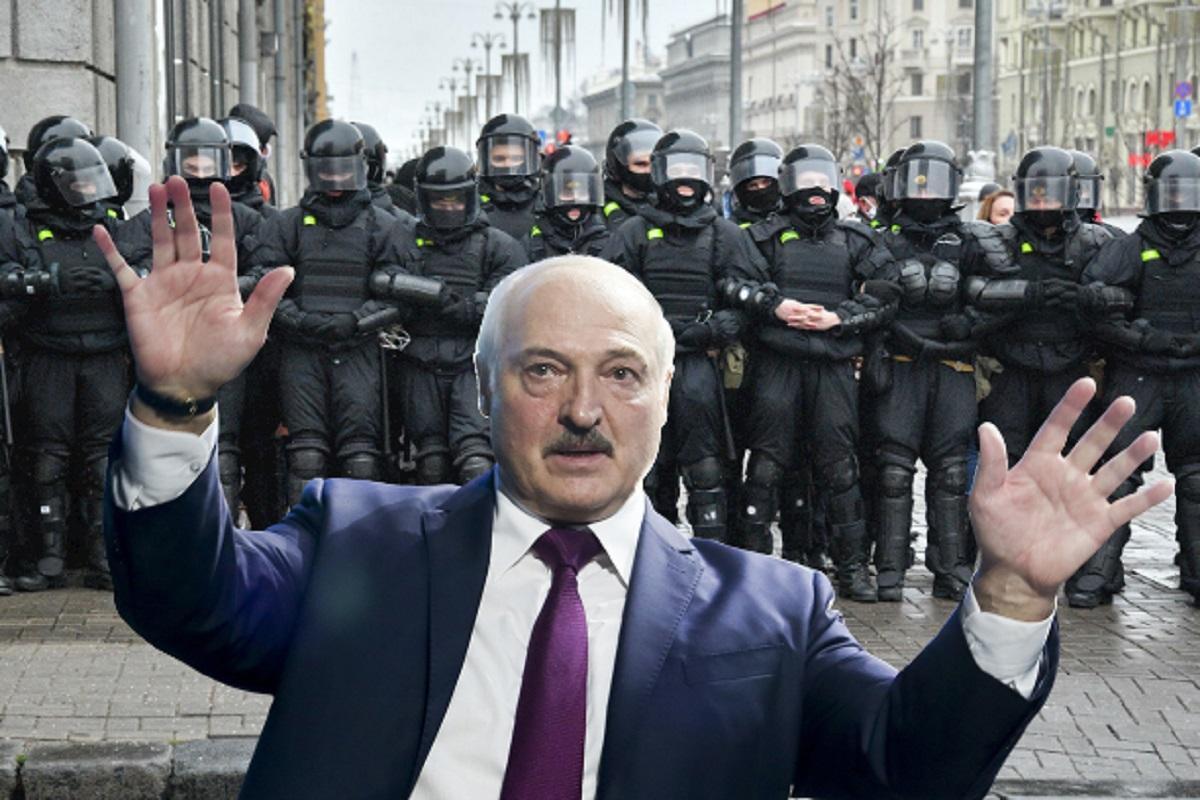 КГБ Белоруссии: вербовщик военных для покушения на Лукашенко связан со спецслужбами США