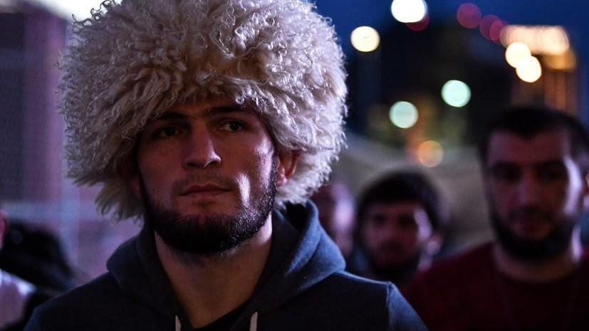 Хабиб Нурмагомедов высказался о теракте в Новой Зеландии: «Одно из самых ужасных видео»