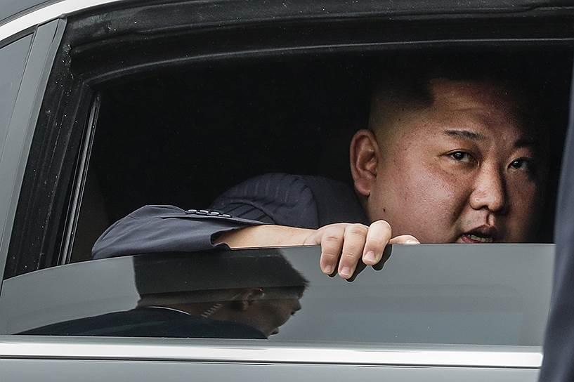 Ким Чен Ын встретится с Владимиром Путиным