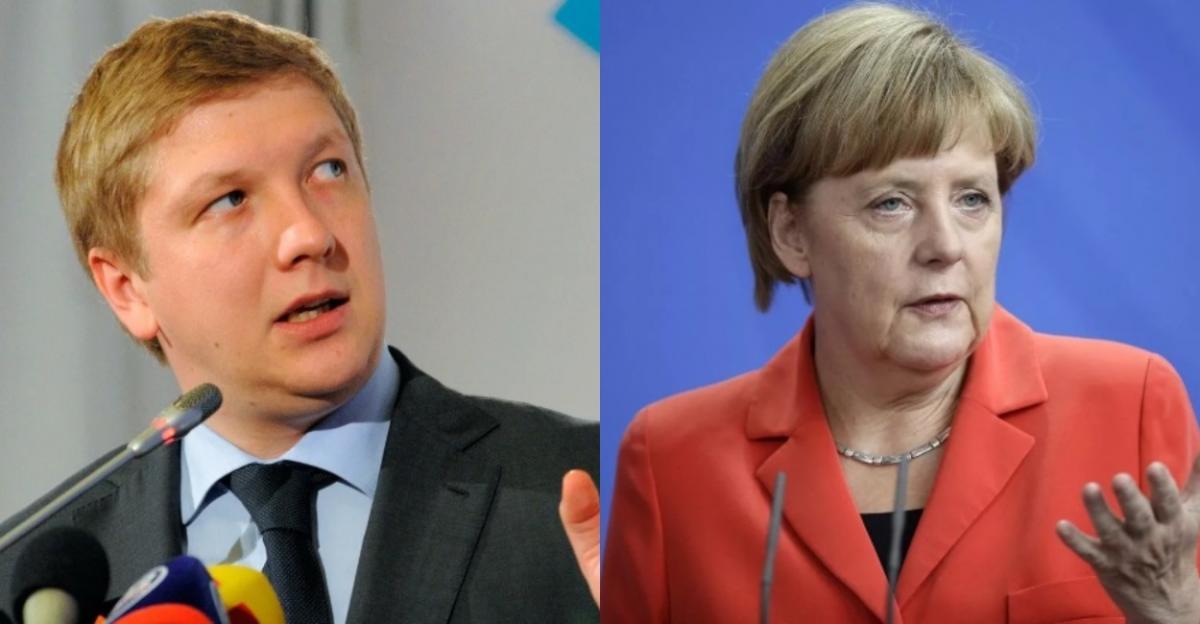 Коболев назвал условие, при котором Берлин откажется от «Северного потока-2»