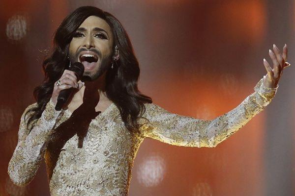 Кончита Вурст по достоинству оценила выступление Сергея Лазарева на «Евровидении»
