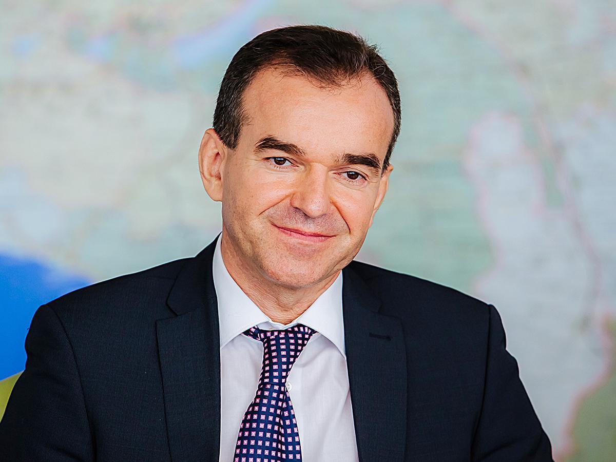 вениамин кондратьев губернатор краснодарского края фото
