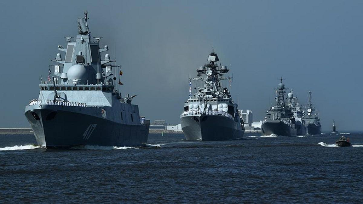 корабли ВМС