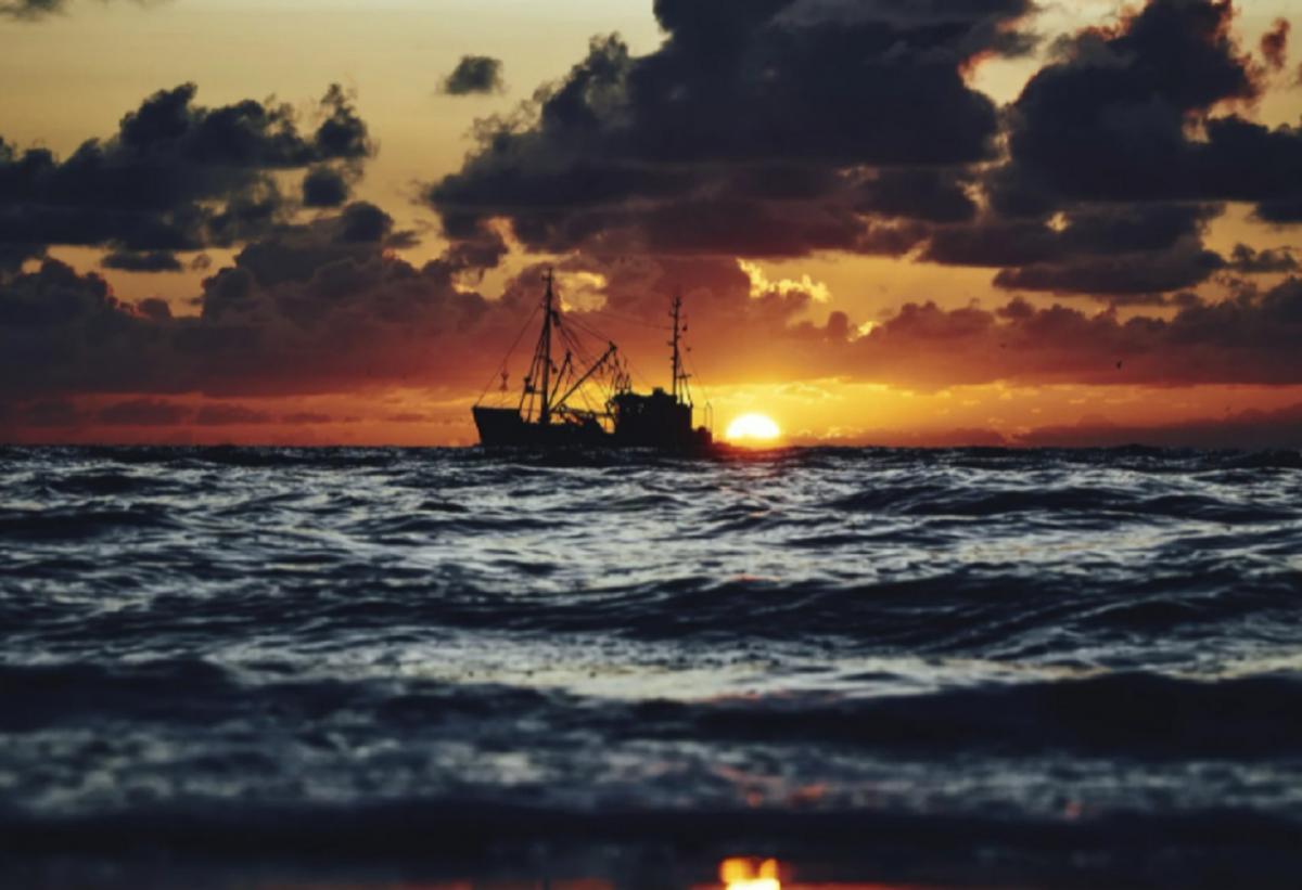 Корабль Черное море