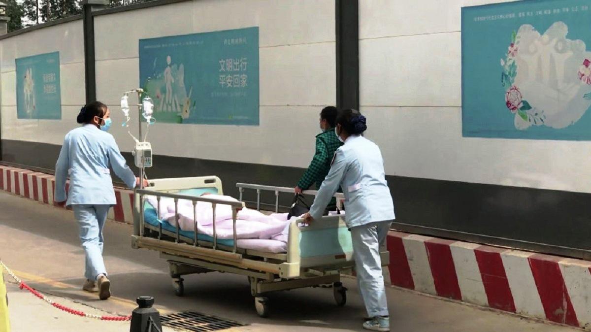 Медсестры Китай