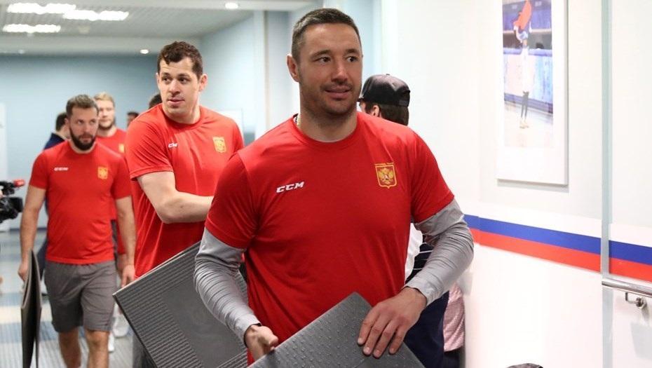 Ковальчук назвал сборную Россию сильной и перспективной командой