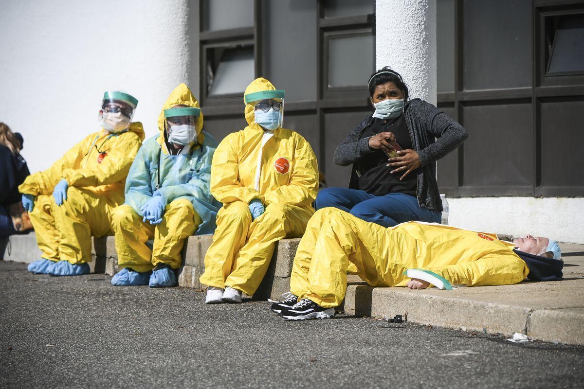 Ученые шокированы истинным числом умерших от коронавируса