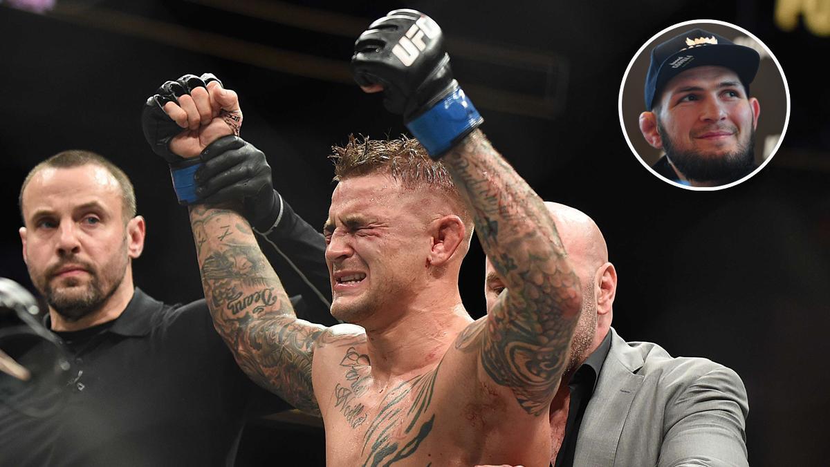 В UFC озвучили нового соперника Хабиба Нурмагомедова и дату боя