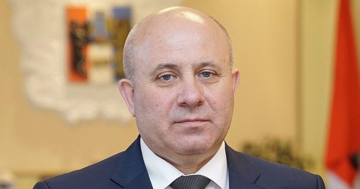 Мэр Хабаровска Сергей Кравчук