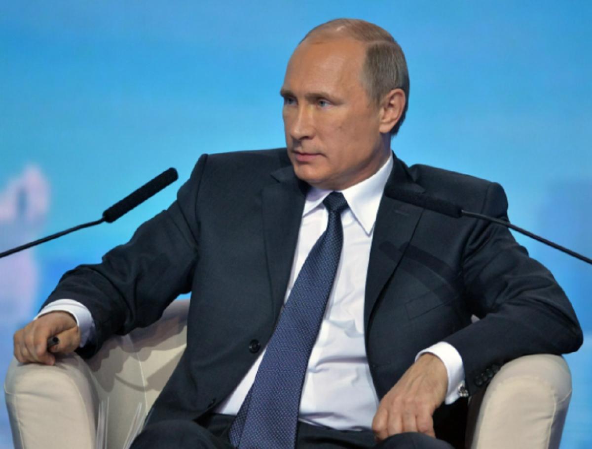 Путин создал финансовую крепость - британцы