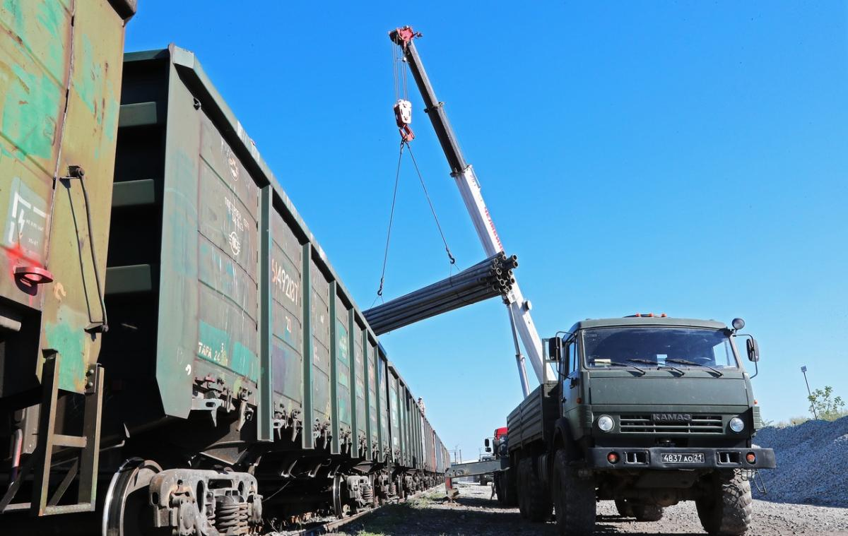 Железнодорожный эшелон