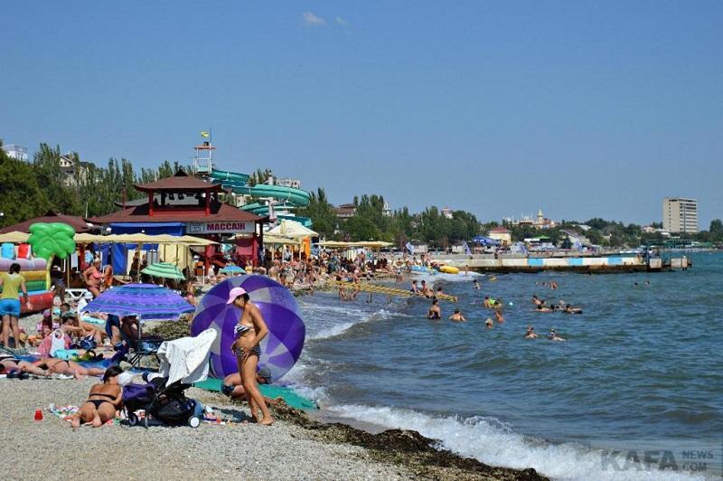 Крым принял рекордное количество туристов с начала года