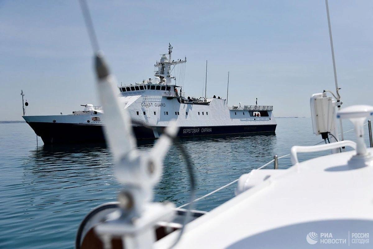 Крым ответил на предложение Киева создать режимный морской район