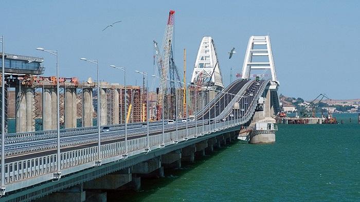 Названы маршруты пассажирских поездов в Крым по мосту