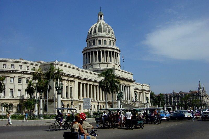 Россия отремонтирует Капитолий в Гаване за 642 млн рублей