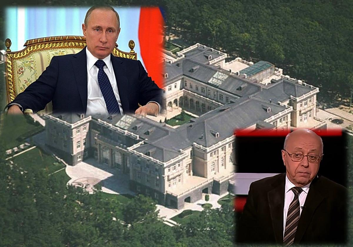 Кургинян рассказал, почему Путин просто не может жить во «дворце»