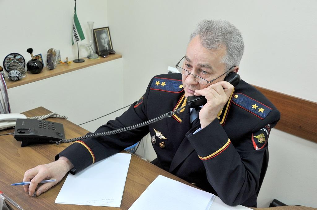 Главный полицейский Астраханской области уедет вРостовскую
