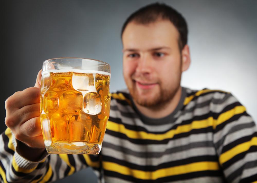 Человек и пиво картинки