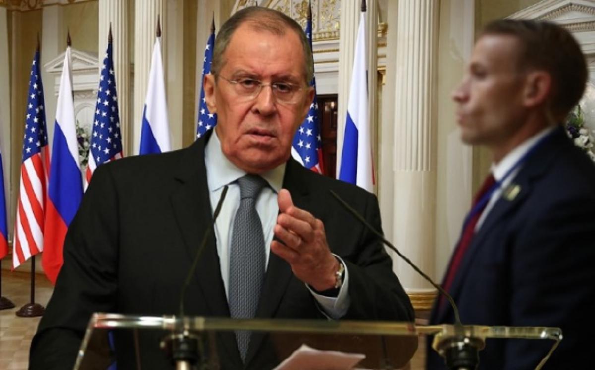 МИД России Сергей Лавров против Запада